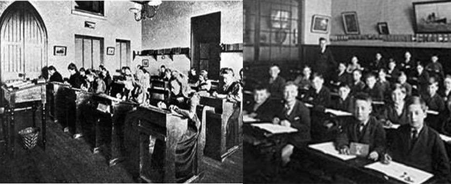 Classroom 1864 & 1904